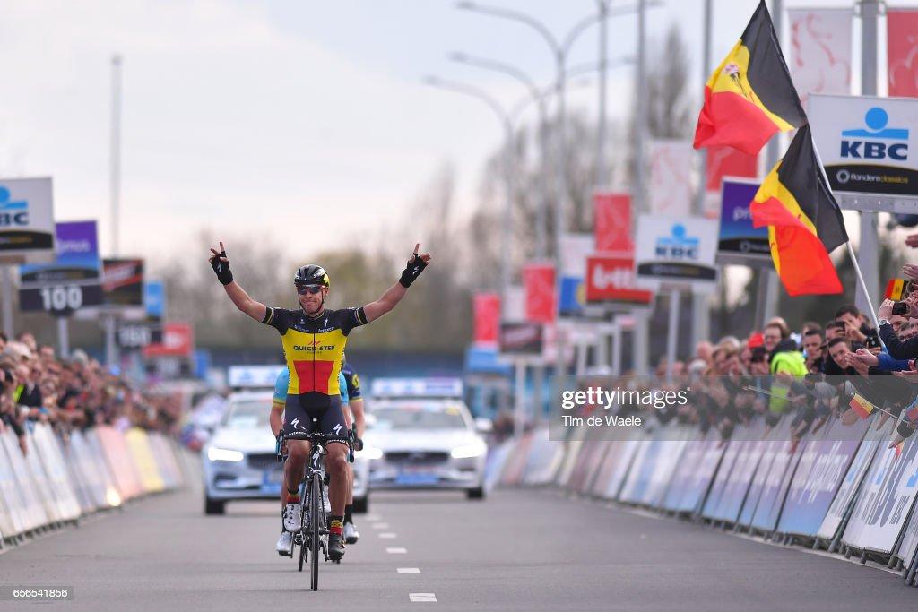 Cycling: 72th Dwars Door Vlaanderen 2017 : ニュース写真