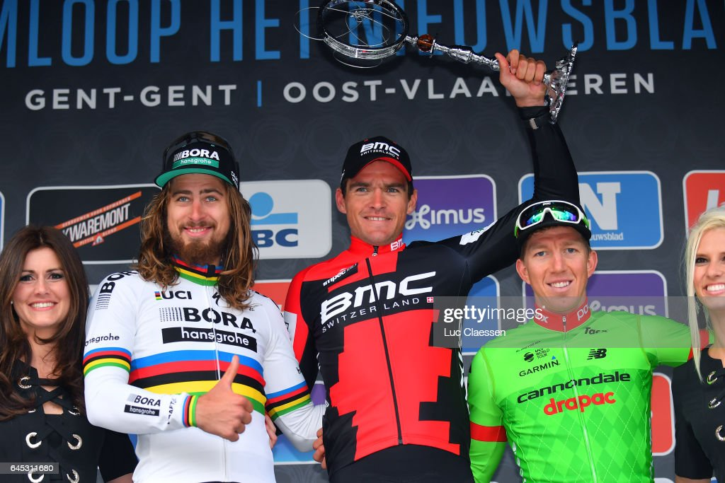 Cycling: 72th Omloop Het Nieuwsblad 2017 : ニュース写真