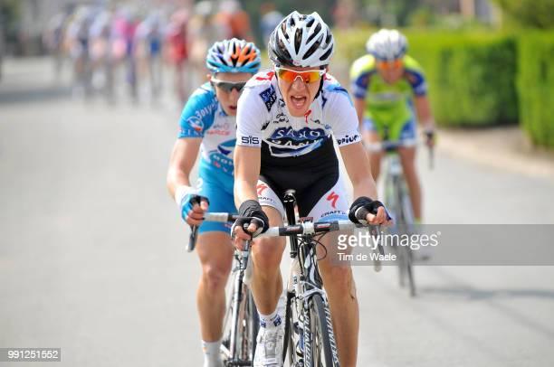 73E La Fleche Wallonne 2009 Chris Anker Sorensen /Charleroi Huy /Waalse Pijl Tim De Waele