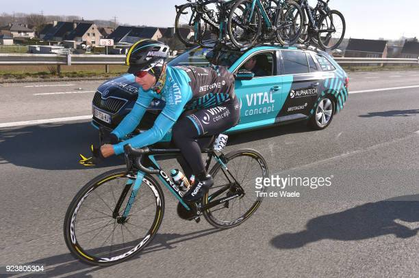 73rd Omloop Het Nieuwsblad 2018 / Men Bryan Coquard of France / Gent Ninove / Flanders Classics /