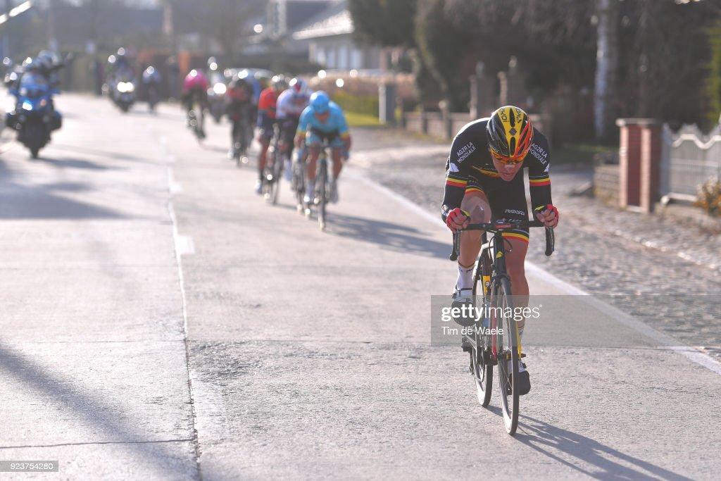 Cycling: 73rd Omloop Het Nieuwsblad 2018 / Men : News Photo