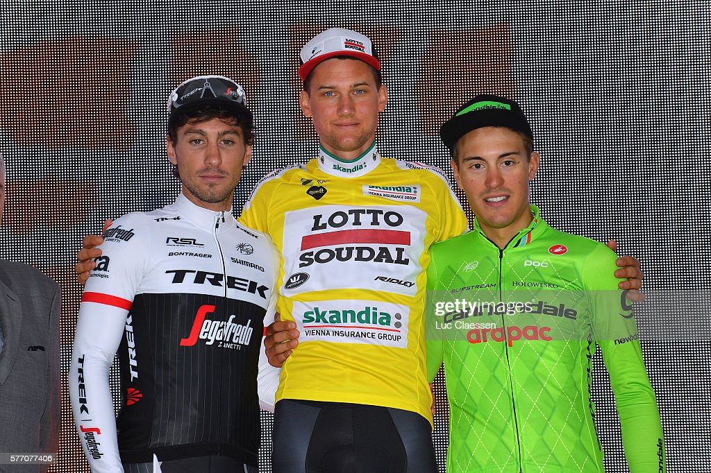 Cycling: 73rd Tour of Poland 2016 / Stage 7 : ニュース写真