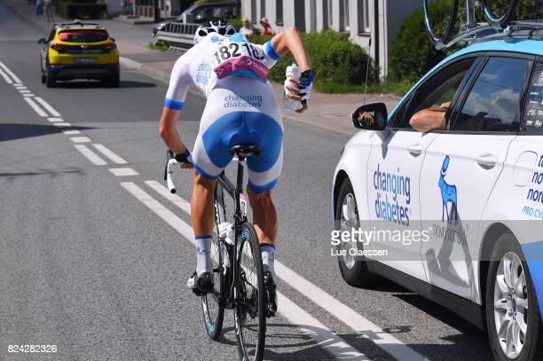 74th Tour of Poland 2017 / Stage 1 Joonas HENTTALA / Bottle / Krakow Krakow / TDP /