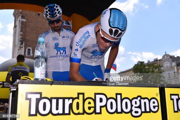 74th Tour of Poland 2017 / Stage 1 Joonas HENTTALA / Krakow Krakow / TDP /
