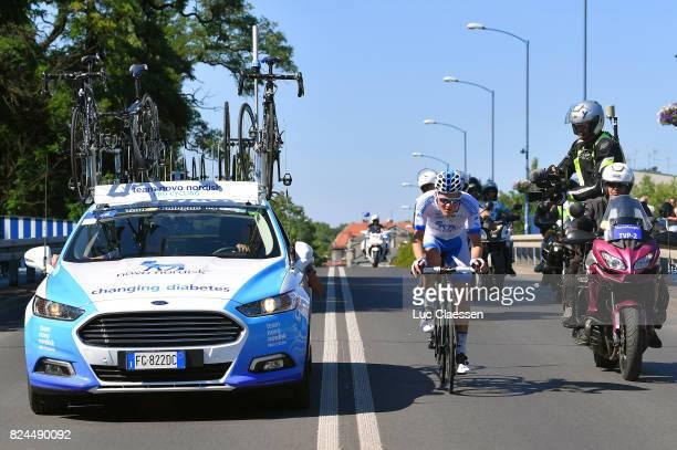 74th Tour of Poland 2017 / Stage 2 Joonas HENTTALA / Car / Tarnowskie Gory Katowice / TDP / Tour de Pologne /