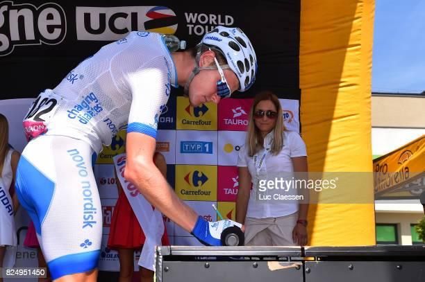 74th Tour of Poland 2017 / Stage 3 Joonas HENTTALA / Jaworzno Szczyrk 643m / TDP / Tour de Pologne /