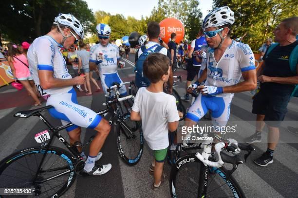 74th Tour of Poland 2017 / Stage 4 Javier MEGIAS / Joonas HENTTALA / Zawiercie Zabrz / TDP / Tour de Pologne /
