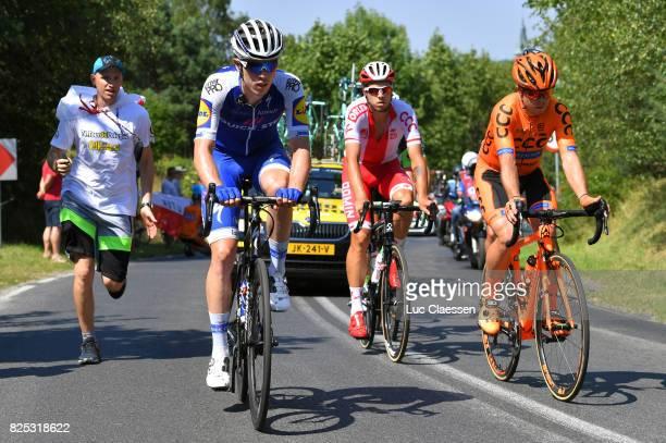 74th Tour of Poland 2017 / Stage 4 Remi CAVAGNA / Jan TRATNIK / Zawiercie Zabrz / TDP / Tour de Pologne /