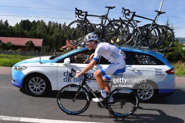 74th Tour of Poland 2017 / Stage 6 Joonas HENTTALA / Car / Sportsdirector / Wieliczka Zakopane 864m / TDP / Tour de Pologne /