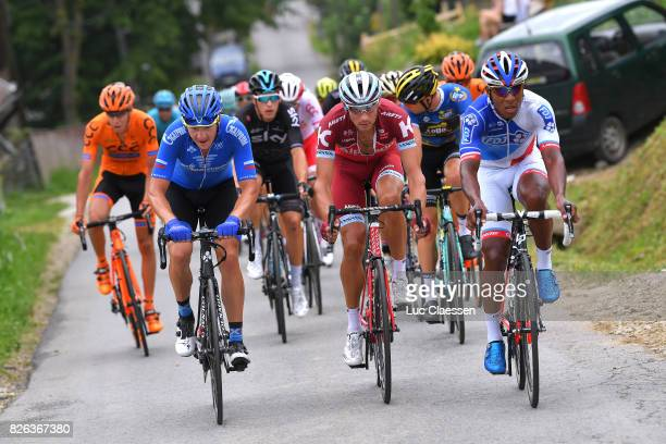 74th Tour of Poland 2017 / Stage 7 Simon SPILAK / Kevin REZA / Bukovina Resort Bukowina Tatrzanska 954m / TDP / Tour de Pologne /