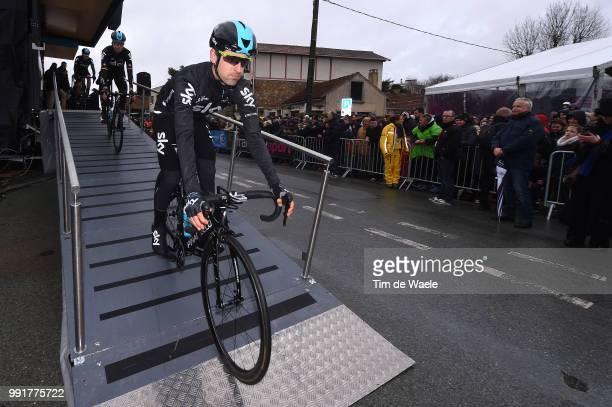 75Th Paris Nice 2017 Stage 1Mikel Nieve Iturralde /BoisD'Arcy BoisD'Arcy