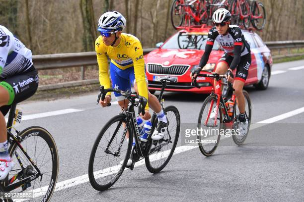 75Th Paris Nice 2017 Stage 5Julian Alaphilippe / Yelow Leader JerseyquincieEnBeaujolais BourgDePeage