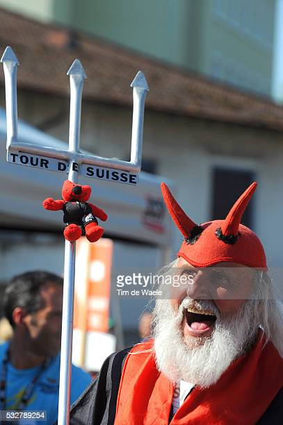 76th Tour of Swiss / Stage 7 Didi SENF Devil Diable Duivel / Gossau Gossau / Time Trial Contre la Montre Tijdrit TT / Tour de Suisse / Ronde van...