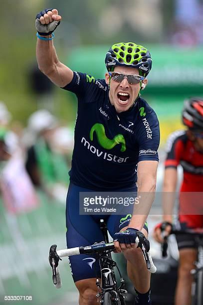 77th Tour of Swiss 2013 / Stage 7 Arrival / COSTA Rui Alberto Celebration Joie Vreugde / Meilen La Punt / Tour de Suisse Ronde Zwitserland / Rit...