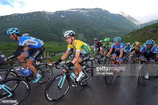 78th Tour of Swiss 2014 / Stage 2 MARTIN Tony Yellow Leader Jersey / Bellinzona Sarnen / Etappe Rit Ronde Tim De Waele