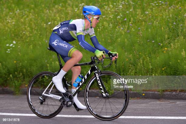 78Th Tour Of Swiss 2014 Stage 2 Meyer Cameron / Bellinzona Sarnen / Etappe Rit Ronde Tim De Waele