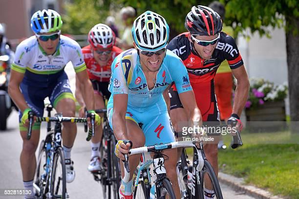 78th Tour of Swiss 2014 / Stage 3 AGNOLI Valerio / SCHURTER Nino / VAN DER SANDE Tosh / WYSS Danilo / Sarnen Heiden 808m / Etappe Rit Ronde Tim De...