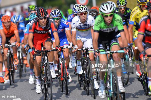 78Th Tour Of Swiss 2014 Stage 3 Costa Rui / Morabito Steve / Sarnen Heiden 808M / Etappe Rit Ronde Tim De Waele