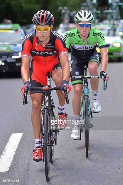78th Tour of Swiss 2014 / Stage 3 KOHLER Martin / KRUIJSWIJK Steven / Sarnen Heiden 808m / Etappe Rit Ronde Tim De Waele