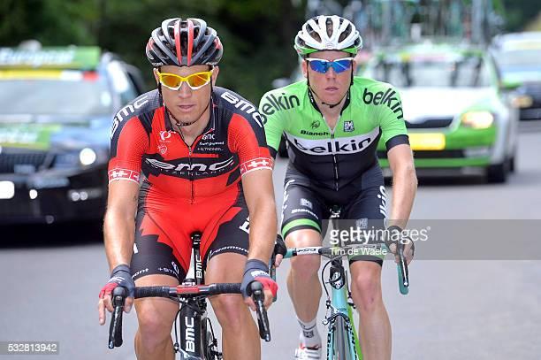 78th Tour of Swiss 2014 / Stage 3 KRUIJSWIJK Steven / KOHLER Martin / Sarnen Heiden 808m / Etappe Rit Ronde Tim De Waele
