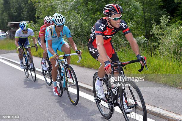 78th Tour of Swiss 2014 / Stage 3 WYSS Danilo / AGNOLI Valerio / SCHURTER Nino / VAN DER SANDE Tosh / Sarnen Heiden 808m / Etappe Rit Ronde Tim De...