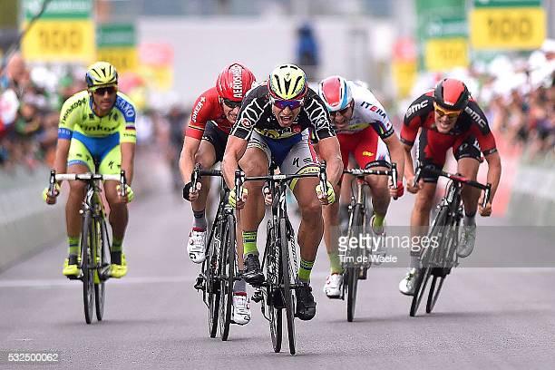 79th Tour of Swiss 2015 / Stage 6 Arrival Sprint/ SAGAN Peter Black Jersey / ROELANDTS Jurgen / KRISTOFF Alexander / Wil BielBienne / Tour de Suisse...