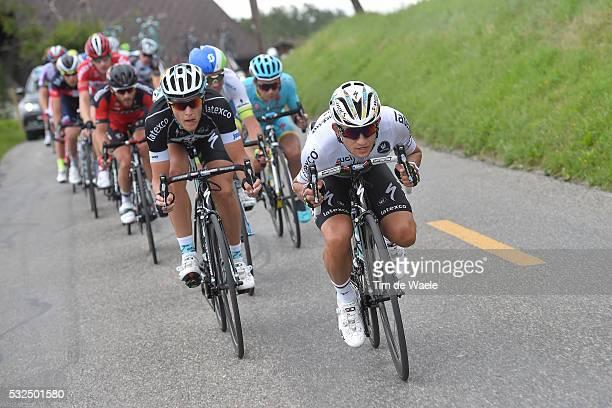 79th Tour of Swiss 2015 / Stage 8 TRENTIN Matteo / KWIATKOWSKI Michal / Bern Bern / Tour de Suisse Ronde van Zwitserland TDS / Rit Etape / © Tim De...