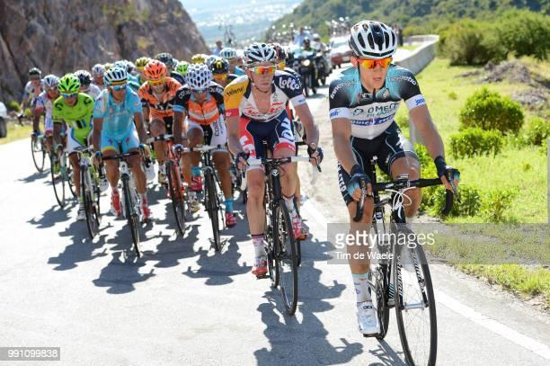 7Th Tour De San Luis 2013, Stage 3 Michal Kwiatkowski / Jurgen Van Den Broeck /La Punta - Mirador Del Potrero / Ronde Etape Rit /Tim De Waele