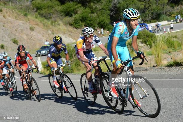 7Th Tour De San Luis 2013, Stage 3 Vincenzo Nibali / Jesus Hernandez / Jurgen Van Den Broeck / Tejay Van Garderen / La Punta - Mirador Del Potrero /...
