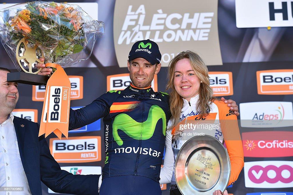 Cycling: 80th Fleche Wallonne 2016 : ニュース写真