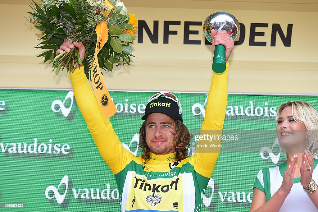 Cycling: 80th Tour of Swiss 2016 / Stage 3 : ニュース写真
