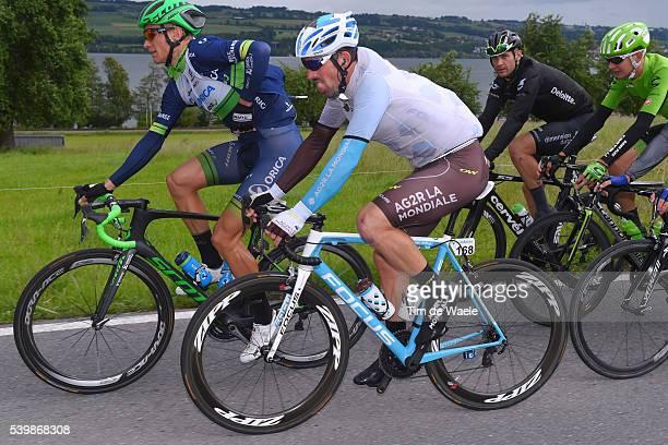 80th Tour of Swiss 2016 / Stage 3 Sebastien TURGOT / Grosswangen - Rheinfelden / TDS /