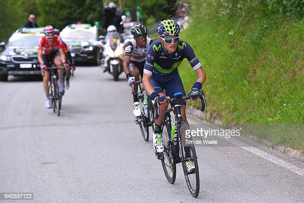 80th Tour of Swiss 2016 / Stage 5 Winner ANACONA GOMEZ / BrigGlis Cari 1626m / TDS /