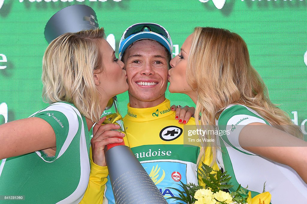 Cycling: 80th Tour of Swiss 2016 / Stage 9 : ニュース写真