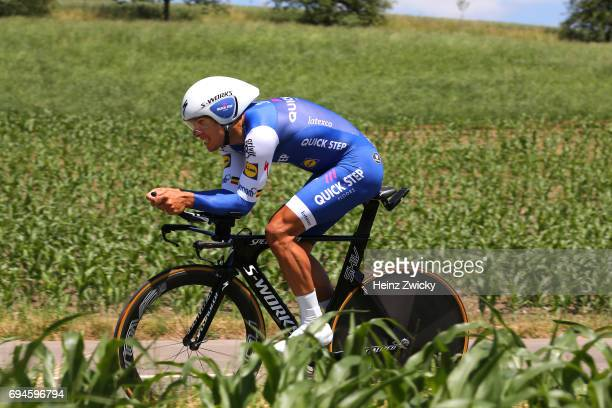 81st Tour of Switzerland 2017 / Stage 1 Philippe GILBERT / Cham Cham / Individual Time Trial/ ITT/ TDS/