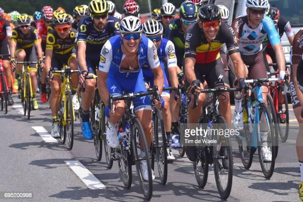 81st Tour of Switzerland 2017 / Stage 3 Philippe GILBERT / Matteo TRENTIN / Menziken Bern 560m / TDS/