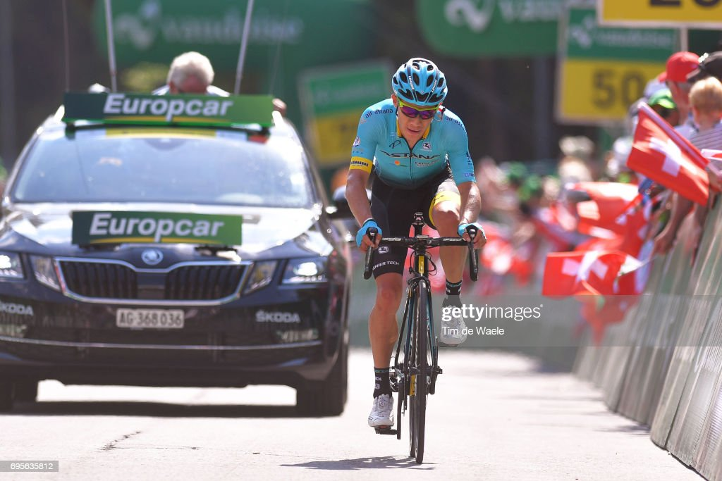Cycling: 81st Tour of Switzerland 2017 / Stage 4 : News Photo