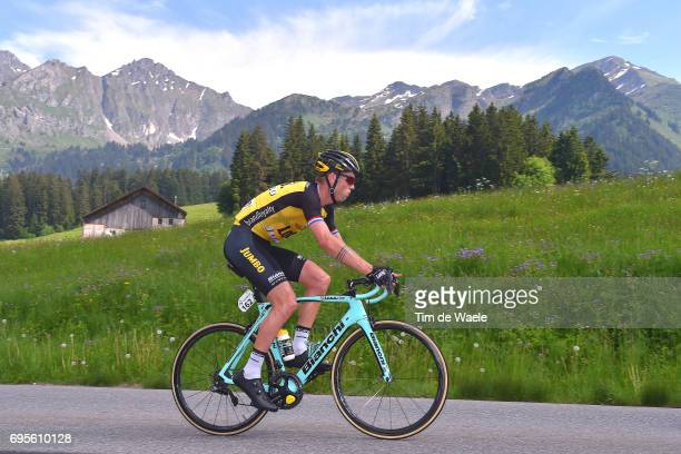 81st Tour of Switzerland 2017 / Stage 4 Lars BOOM / Bern VillarssurOllon 1327m / TDS/