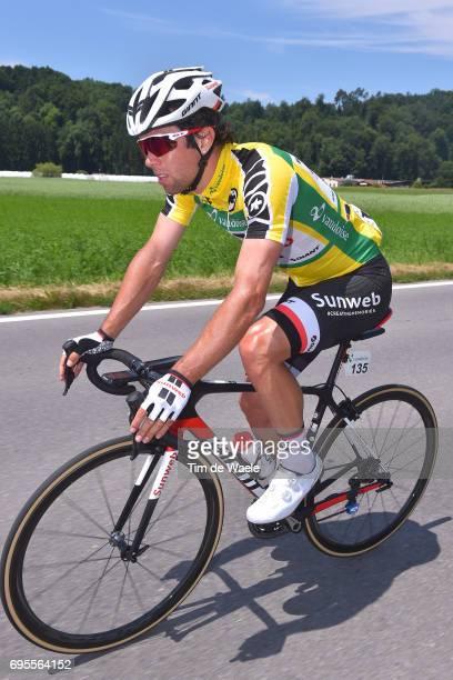 81st Tour of Switzerland 2017 / Stage 4 Michael MATTHEWS Yellow Leader Jersey/ Bern VillarssurOllon 1327m / TDS/