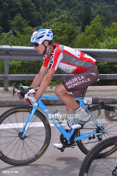81st Tour of Switzerland 2017 / Stage 5 Mathias FRANK Red Best Swiss Rider / Bex Cevio 424m / TDS/