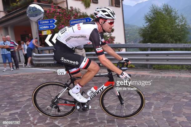 81st Tour of Switzerland 2017 / Stage 5 Tom DUMOULIN / Bex Cevio 424m / TDS/