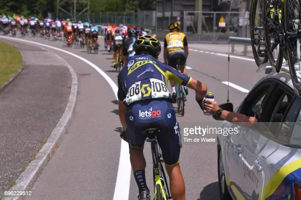 81st Tour of Switzerland 2017 / Stage 6 Carlos VERONA / Feed Zone / Team Orica Scott / Locarno La Punt Chamuesch 1695m / TDS/
