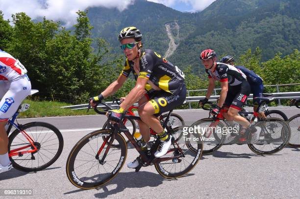 81st Tour of Switzerland 2017 / Stage 6 Sylvain CHAVANEL / Locarno La Punt Chamuesch 1695m / TDS/