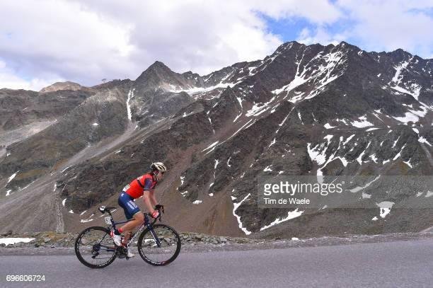 81st Tour of Switzerland 2017 / Stage 7 Jon IZAGUIRRE INSAUSTI / Zernez SoldenTiefenbachferner 2780m / TDS/