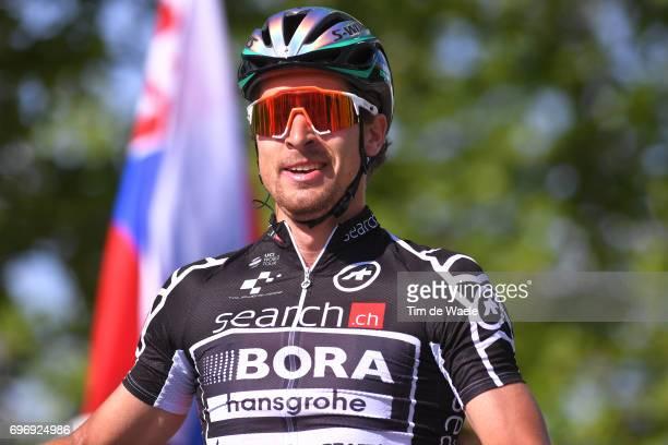 81st Tour of Switzerland 2017 / Stage 8 Arrival / Peter SAGAN Black Sprint Jersey/ Celebration / Schaffhausen Schaffhausen / TDS/