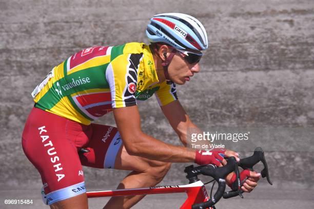 81st Tour of Switzerland 2017 / Stage 8 Simon SPILAK Yellow Leader Jersey / Schaffhausen Schaffhausen / TDS/