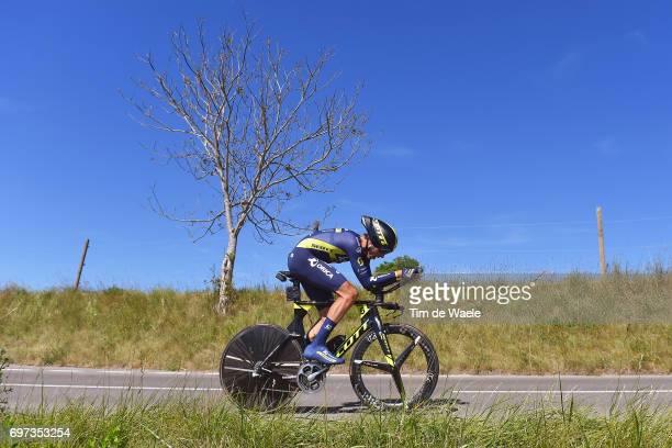 81st Tour of Switzerland 2017 / Stage 9 Carlos VERONA / Schaffhausen Schaffhausen / ITT/ Individual Time Trial/ TDS/