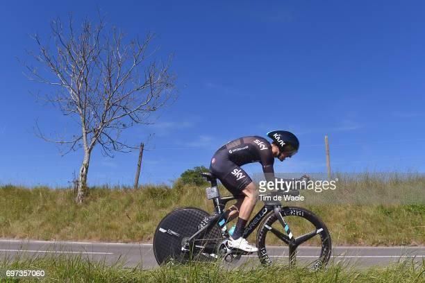 81st Tour of Switzerland 2017 / Stage 9 Mikel NIEVE ITURALDE / Schaffhausen Schaffhausen / ITT/ Individual Time Trial/ TDS/