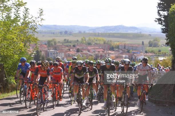 89th Giro Della Toscana 2017 / Stage 1 Mark CAVENDISH / Team Dimension Data / Landscape / Pontedera Pontedera / Memorial Alfredo Martini / GDT /