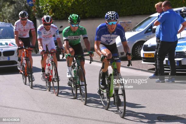 89th Giro Della Toscana 2017 / Stage 1 Michele SCARTEZZINI / Josu ZABALA / Roy GOLDSTEIN / Marko KUMP / Pontedera - Pontedera / Memorial Alfredo...